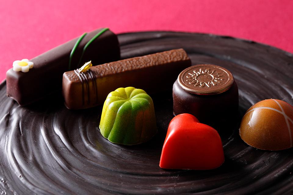 こだわりの国産食材を、名古屋東急ホテルの「バレンタインショコラ」が今年も販売! - img1