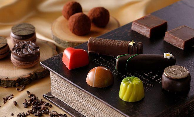 こだわりの国産食材を、名古屋東急ホテルの「バレンタインショコラ」が今年も販売!