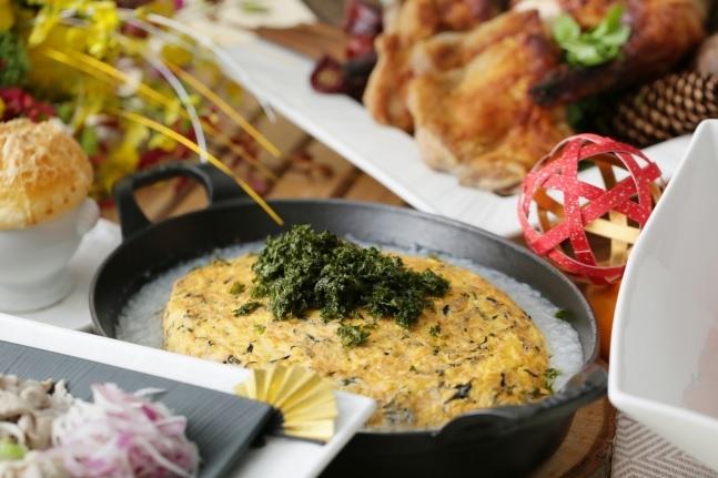 バリエーション豊富な料理を堪能、 「シェフズ ライブ キッチン」の『北陸三県フェア』 - nagoya3