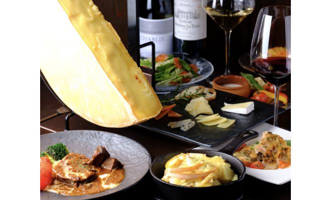 チーズ料理とワインブッフェの『Chambrer(シャンブレ)』が一社にオープン