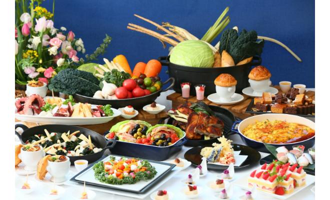 ストリングスホテル名古屋で『瀬戸内フェア』開催!約50種類のブッフェ料理を提供