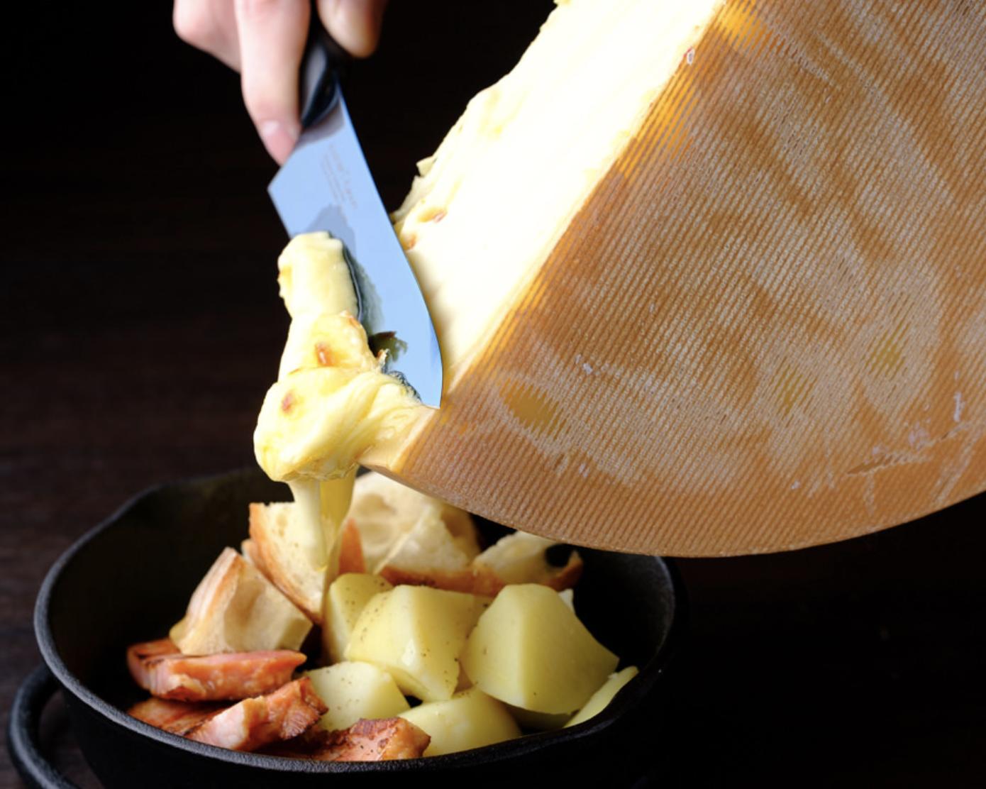チーズ料理とワインブッフェの『Chambrer(シャンブレ)』が一社にオープン - 69478f06703f408be6039889e6d687cd