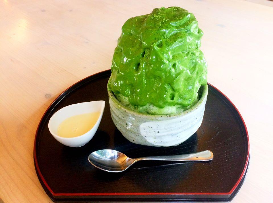 西尾のブランド抹茶を使ったパンケーキやかき氷が楽しめる『cafe LUKE』 - 7dc4f8340b0fae9920de158733d47aec