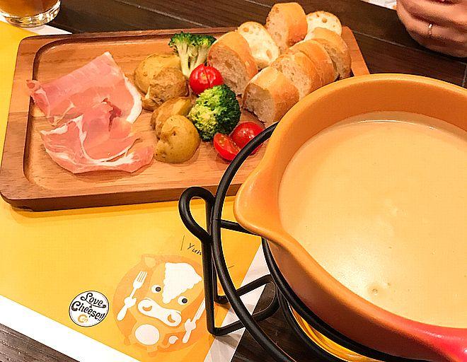 インスタ映えする「シカゴピザ」も。チーズ料理専門店『Love&Cheese!!』が名古屋ラシックに! - fondu