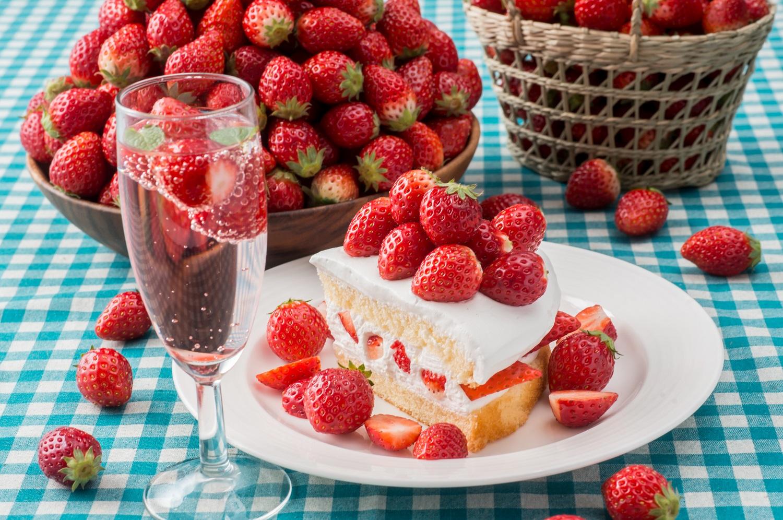 スイパラの春は、夢いっぱいのいちご祭り!『苺・とちおとめ食べ放題』 - sub5