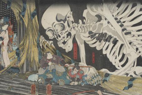 """江戸のポップアート""""UKIYOE""""を楽しむ。「挑む浮世絵 国芳から芳年へ」が名古屋市博物館で開催"""