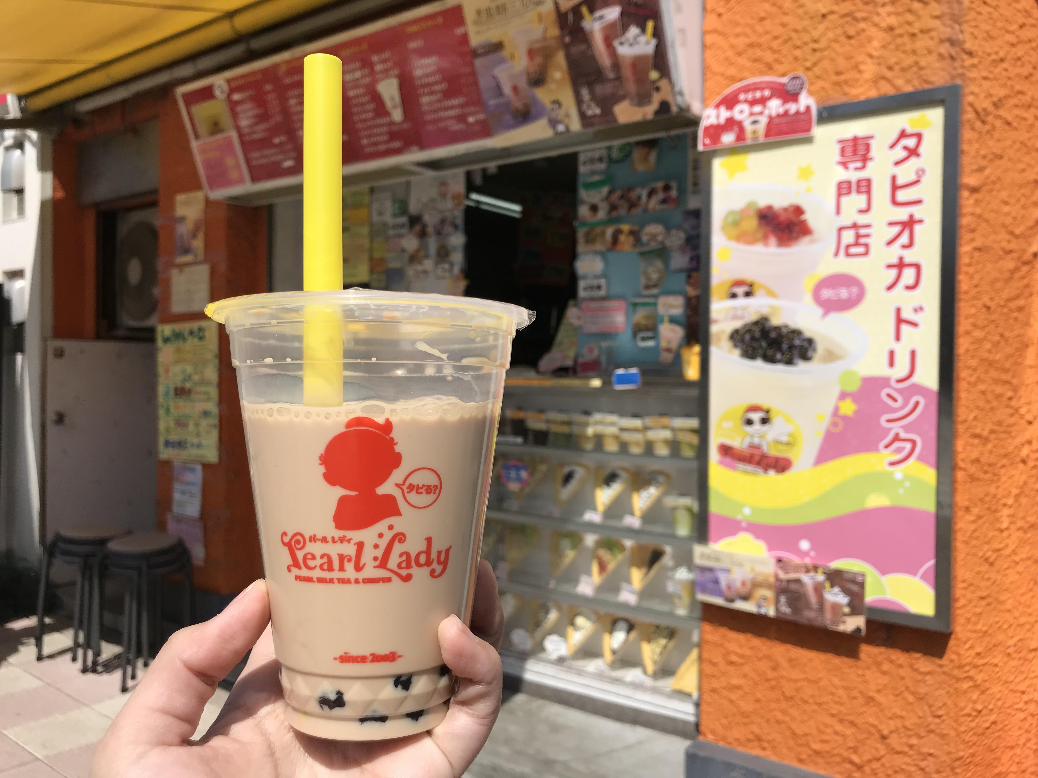 もちもち食感が人気!名古屋のタピオカドリンクのお店20選 - 822f28098e360c31339120f71a844bc3