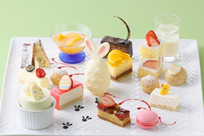 イースターがテーマの可愛いスイーツがたくさん!名古屋東急ホテルでフェア開催中! - Easter02
