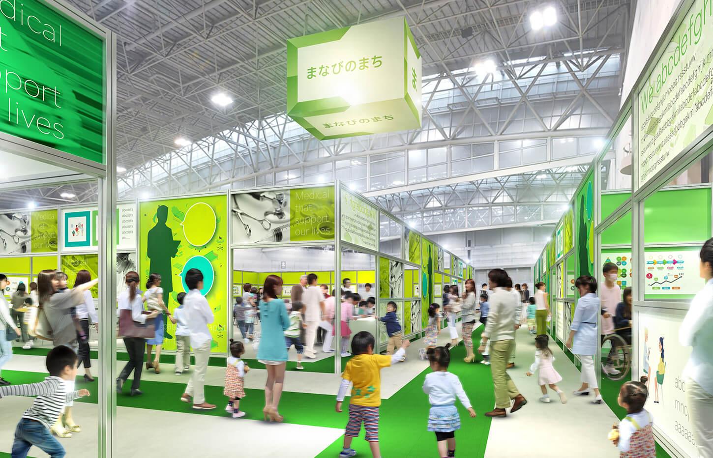 楽しく医療・健康を学ぼう!医のテーマパーク「健康未来EXPO2019」が名古屋で開催 - expo04