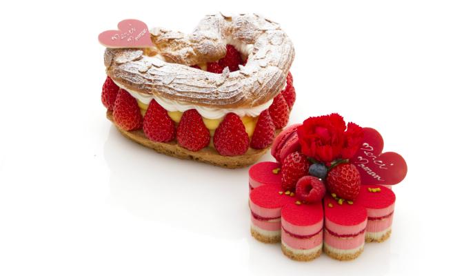 5月10日より3日間限定!パティスリー・サダハル・アオキ・パリの母の日限定ケーキ