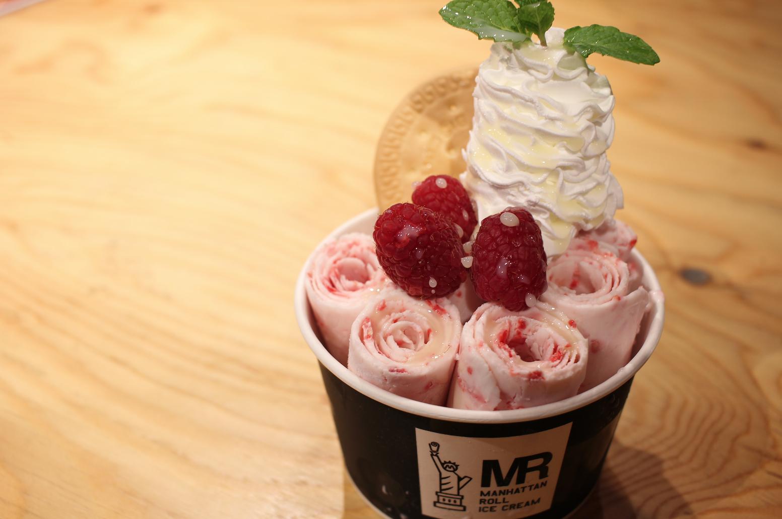 「マンハッタンロールアイスクリーム」が2019年春夏の新作メニューを4月から販売 - sub1 5