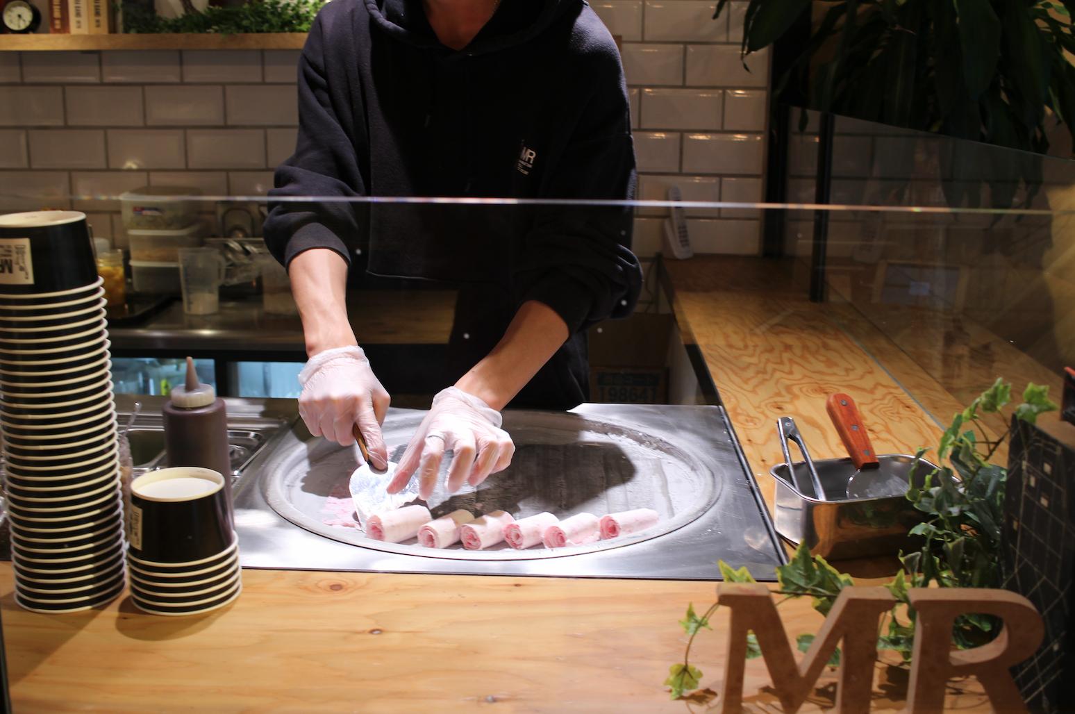「マンハッタンロールアイスクリーム」が2019年春夏の新作メニューを4月から販売 - sub11