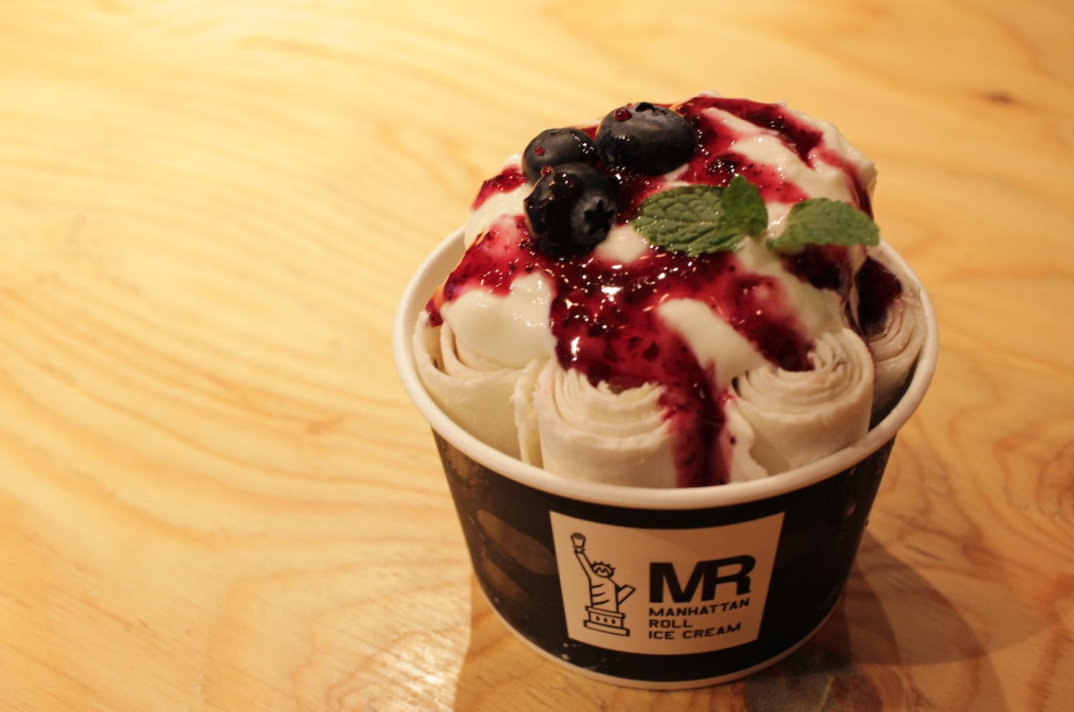 「マンハッタンロールアイスクリーム」が2019年春夏の新作メニューを4月から販売 - sub2 2