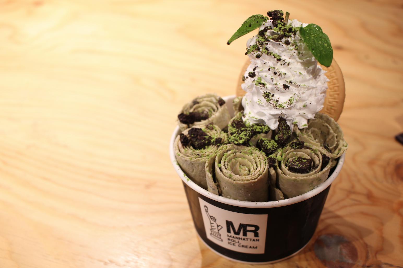 「マンハッタンロールアイスクリーム」が2019年春夏の新作メニューを4月から販売 - sub3 5