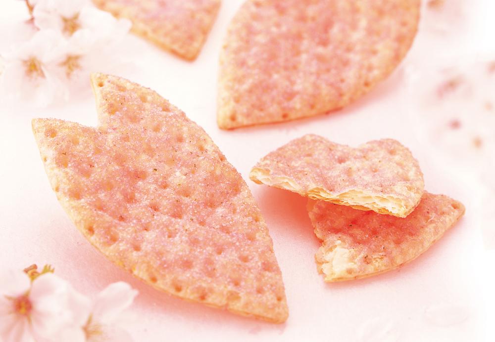 銀のぶどうが春の二大ロングセラーを販売開始! 桜のパイとラングドシャクッキー - sub4 2