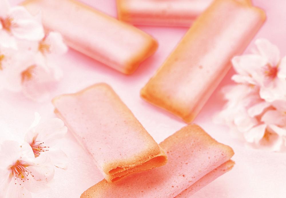 銀のぶどうが春の二大ロングセラーを販売開始! 桜のパイとラングドシャクッキー - sub5