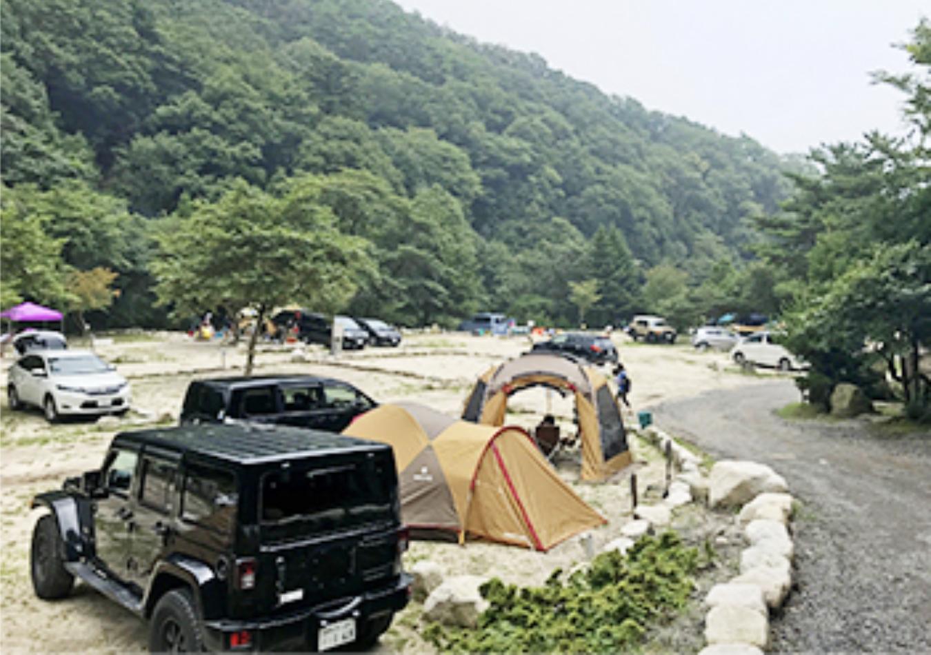 名古屋から車で1時間!川遊びもできる三重県菰野町の『八風キャンプ場』 - 1