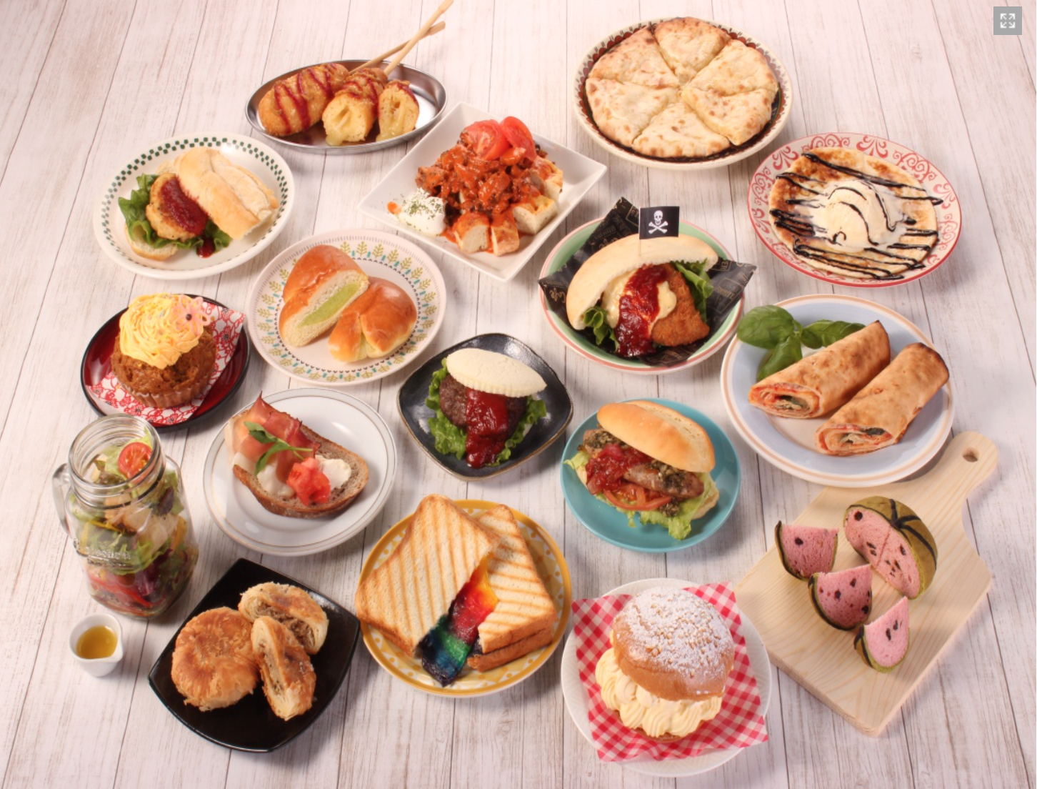リトルワールドで「世界のパン祭り」が開催中!13ヶ国の個性的なパンを味わい尽くそう! - 7897928f3910305e37cb9d491bb35885