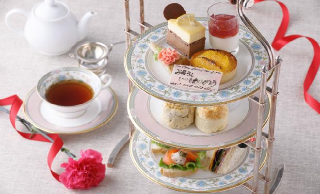 名古屋東急ホテルで『母の日』のおもてなし!5月1日から限定プランが登場