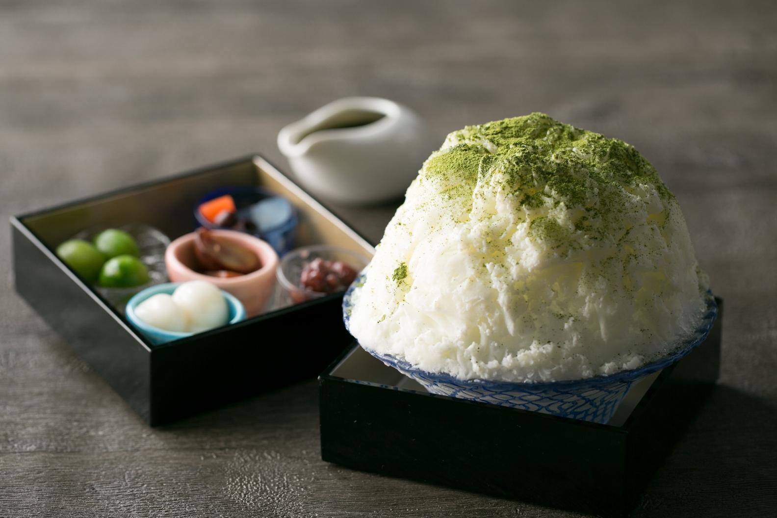 サーウィンストンホテルが、フルーツや抹茶など4種類のかき氷を期間限定販売! - sub2 6
