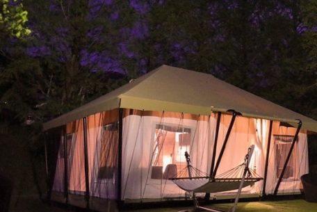 キャンプも温泉も満喫!中津川「ほしとせせらぎのぐらんぴんぐ」で夏の思い出づくり
