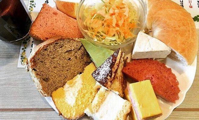 朝からケーキの食べ比べ!一宮の「アルビノール」でとっておきのお得モーニングを - foto 1