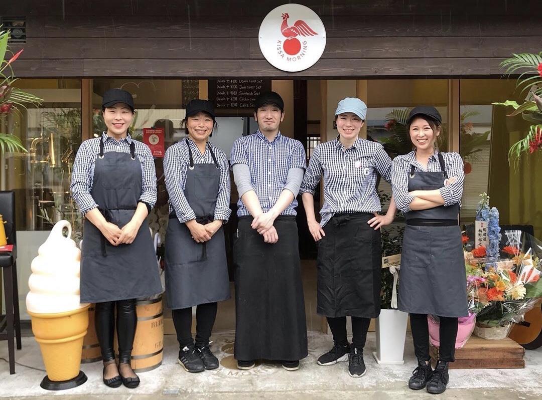 名古屋名物のモーニングが一日中楽しめる!名駅西「喫茶モーニング」に込められた想いとは - km staff