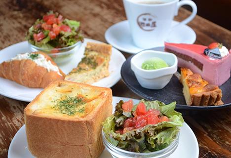 とろ〜りグラタン溢れるキューブトーストに舌鼓!一宮市の喫茶店「珈琲 池田屋」 - m afternoon01