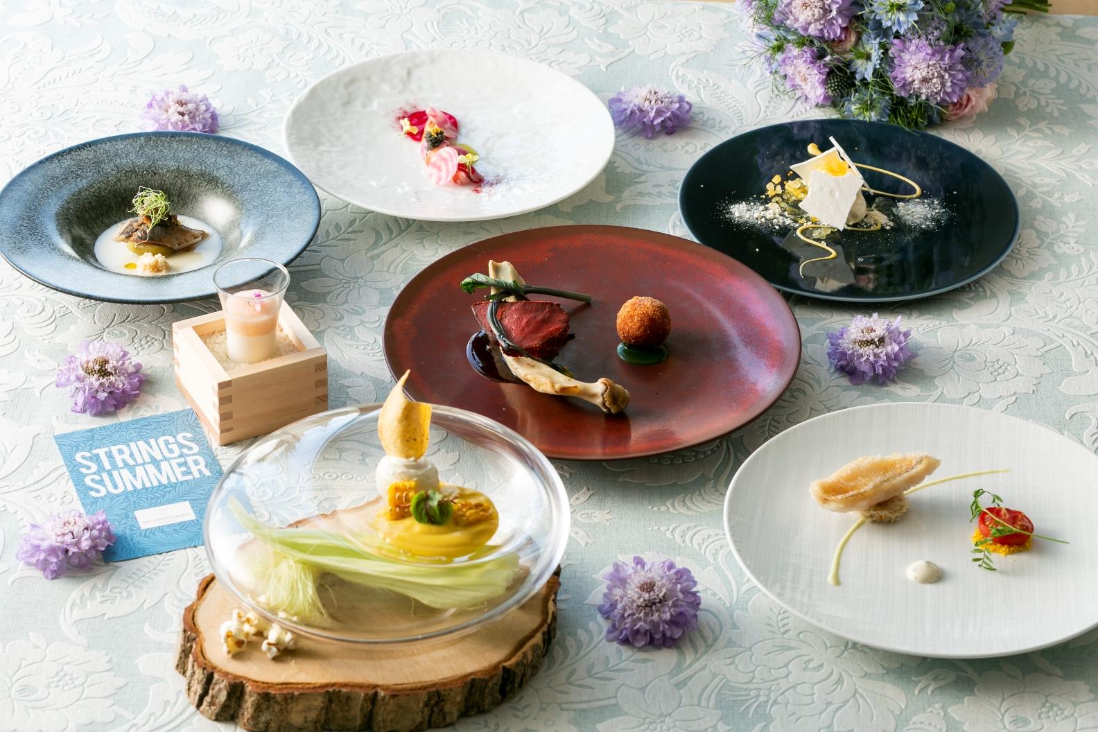 ストリングスホテルにて『九州フェア』開催!シェフ厳選の食材を楽しむ2つのディナー - main 2