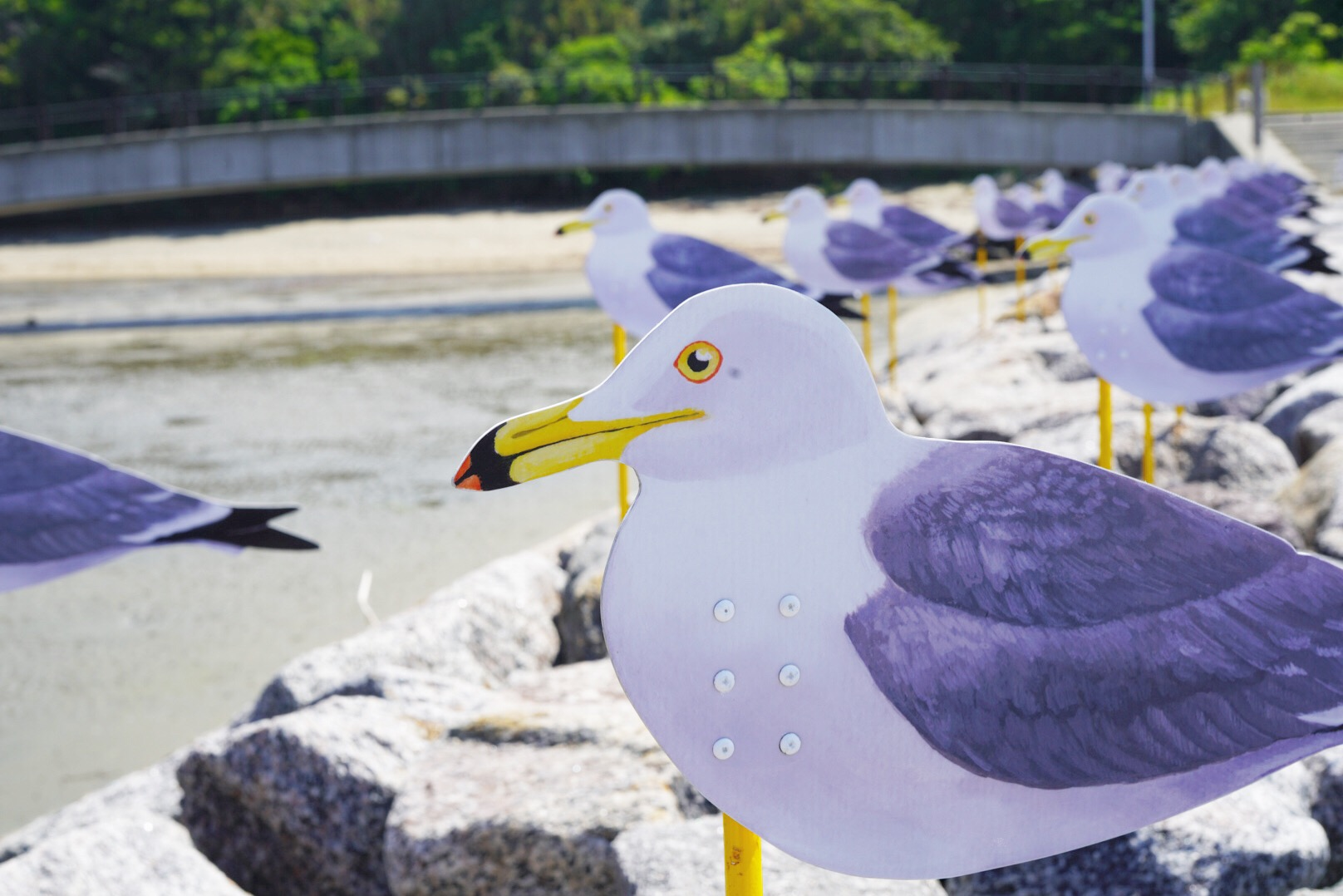 天使の羽根が生える!?〜アートの島「佐久島」でインスタ映えスポットを巡る旅(後編)〜 - 495BD4ED EE66 471F B860 3D7DED6C79C8
