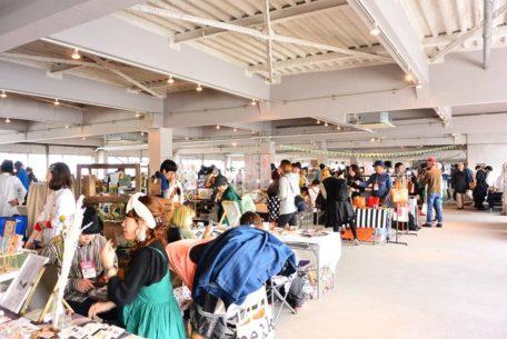 東海地区最大級!素敵な作品とつくり手に出会える「クリエーターズマーケット」開催!