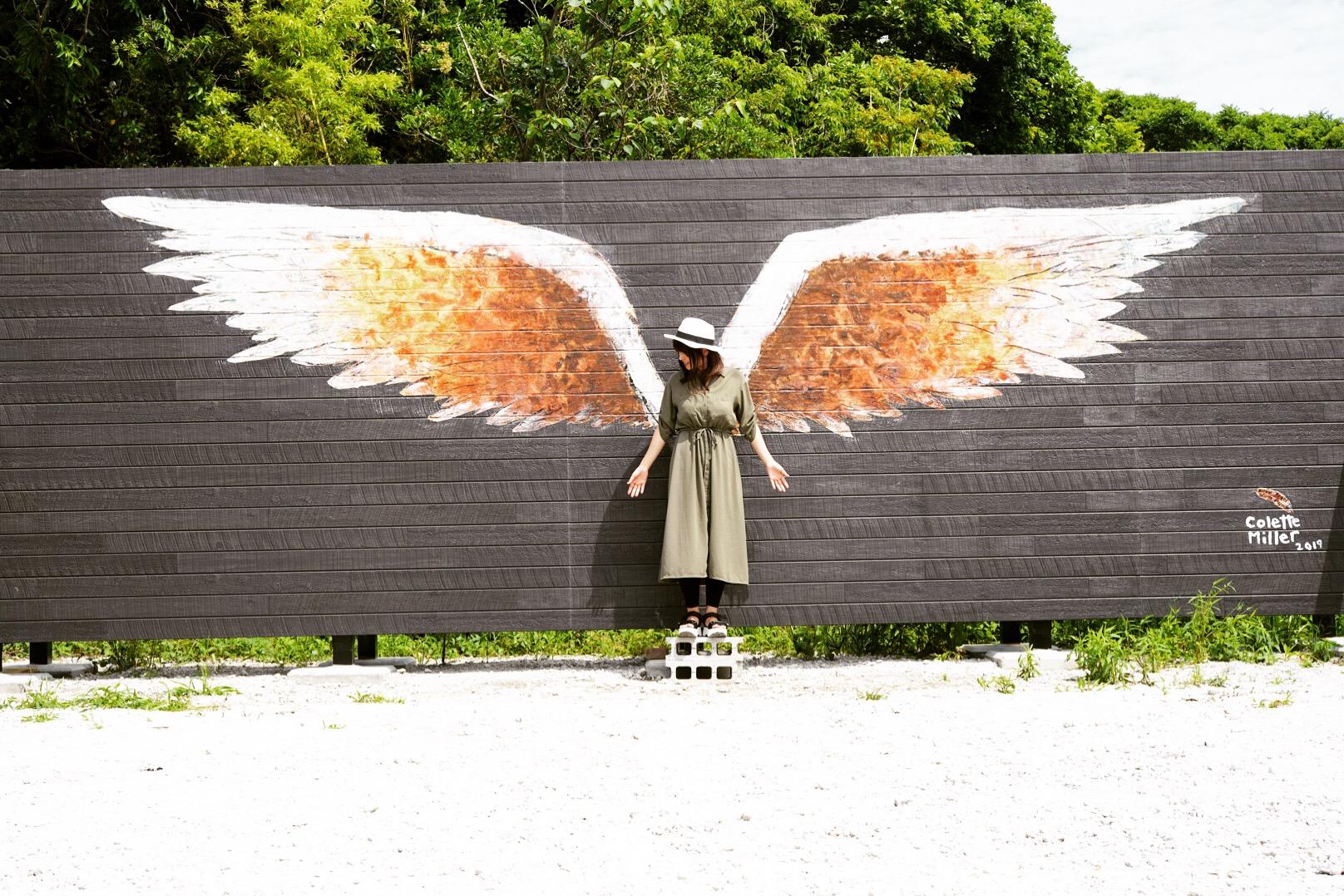 天使の羽根が生える!?〜アートの島「佐久島」でインスタ映えスポットを巡る旅(後編)〜 - 65BBF094 6843 4743 BEBE CD6F9633CDD1