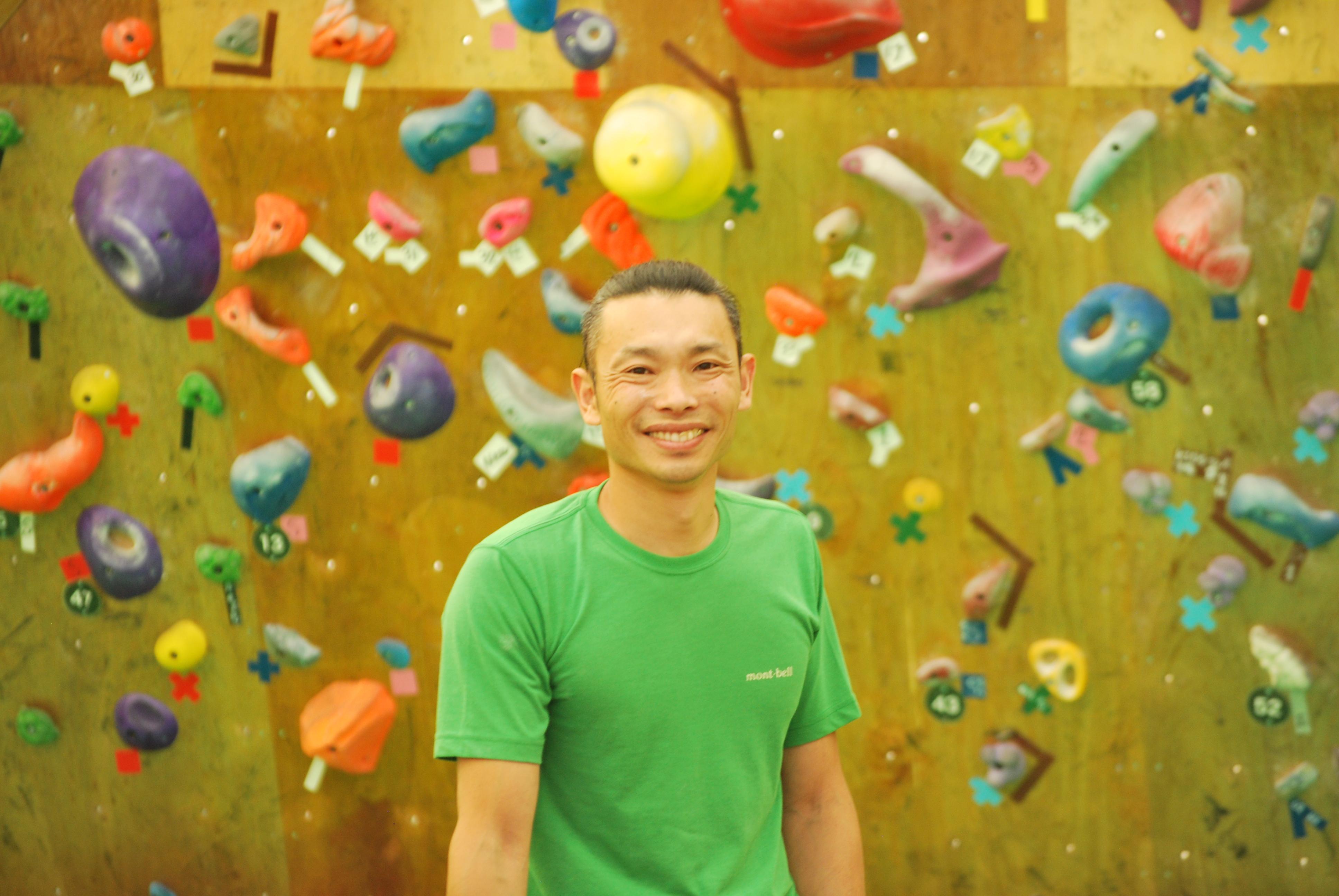 大人の運動だけでなく子どもの習い事に!大垣のボルダリングパーク「ひょうたん島」 - DSC 1099
