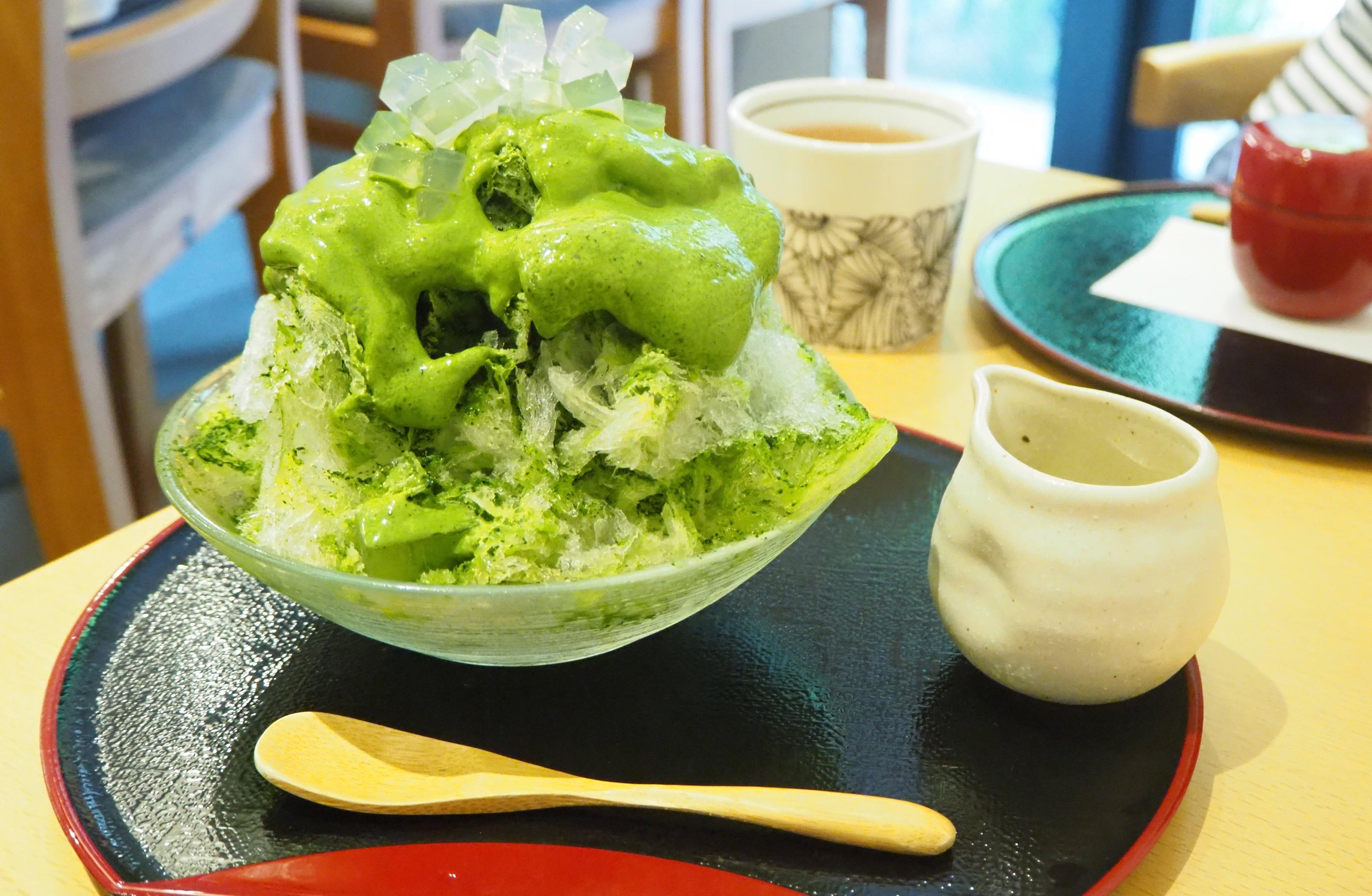 名古屋を代表する抹茶専門店「茶々助」で味わう、本格抹茶ティラミスやかき氷 - P6230159 min