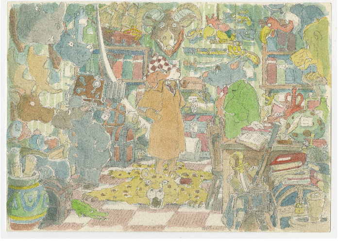 『耳をすませば』の原画も!ジブリを支えたアニメーター・近藤喜文展が三重で開催 - c4edc730b27681cb304bc56555d1e5d3