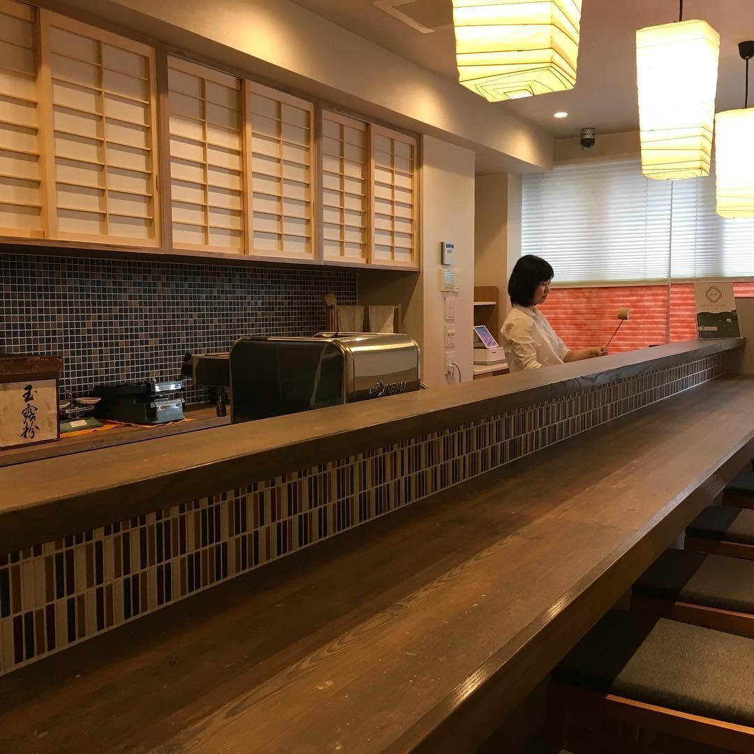 名古屋を代表する抹茶専門店「茶々助」で味わう、本格抹茶ティラミスやかき氷 - cha8