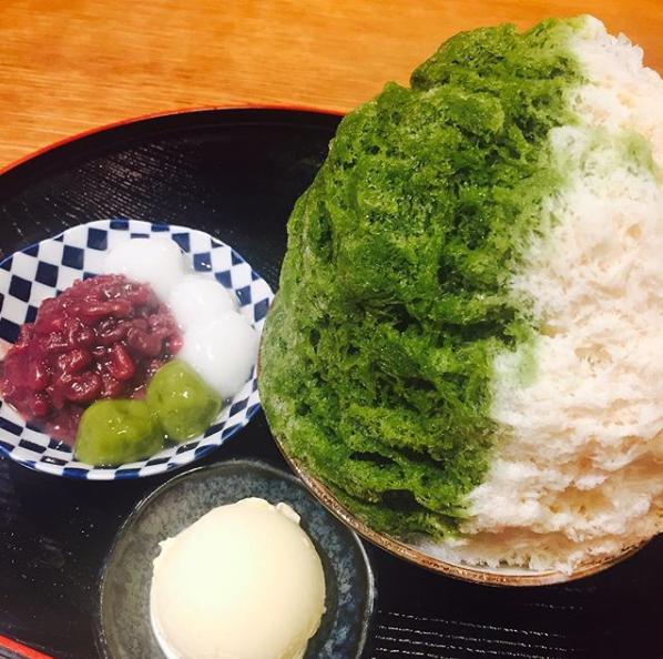 1年中、かき氷のために通いたくなる。栄の「甘味処 古今茶屋」 - kakigoorimacha