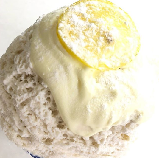 1年中、かき氷のために通いたくなる。栄の「甘味処 古今茶屋」 - remon