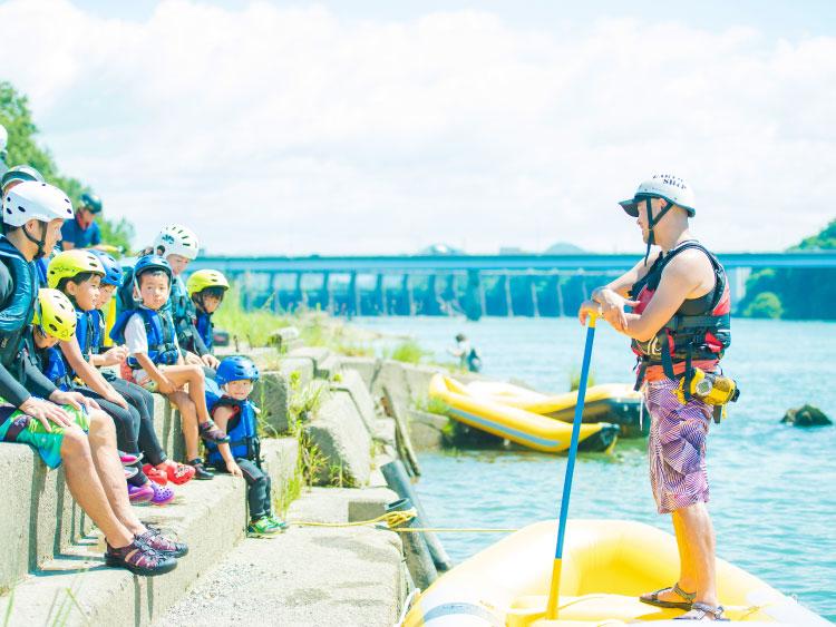初めての川遊びでも安心!「リバーポートパーク美濃加茂」で自然を満喫 - rppm3
