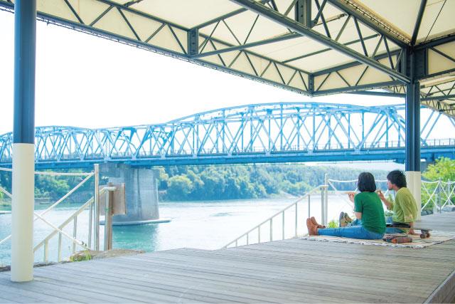 初めての川遊びでも安心!「リバーポートパーク美濃加茂」で自然を満喫 - rppm7