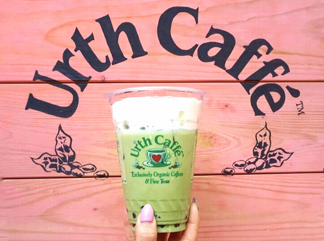 都内でタピオカが人気の「Urth Caffe(アースカフェ)」、東海初上陸! - urth1