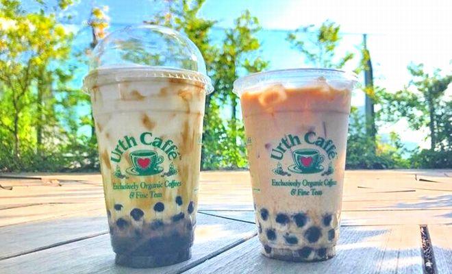 都内でタピオカが人気の「Urth Caffe(アースカフェ)」、東海初上陸! - uu