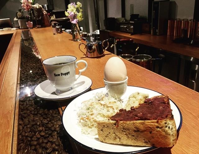 新しいのに、どこか懐かしい。名古屋・四間道の喫茶店「喫茶ニューポピー」 - 51110731 2575885545771859 5904380216193252631 n