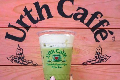 都内でタピオカが人気の「Urth Caffe(アースカフェ)」、東海初上陸!