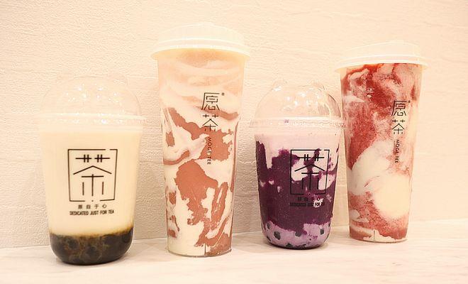 日本初上陸!タピオカが人気の「愿茶 MOGE TEE(モグティ)」、大須に登場 - XDHZ0Ysg