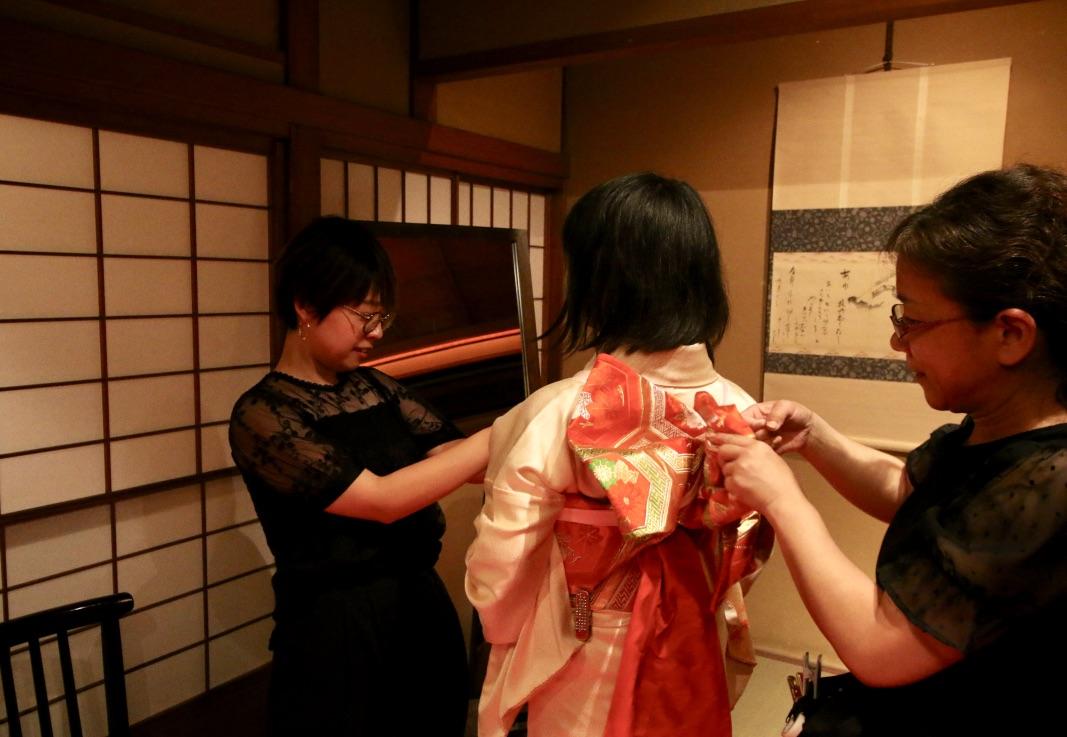 名古屋の高級料亭で、日本の古典芸能に夢中になる「河文 Cultural Night-Visit Nagoya」 - YNmuiZiRvSz3gwOCn7zPQ thumb 13