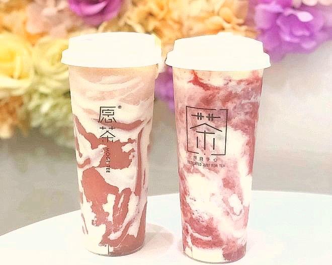 日本初上陸!タピオカが人気の「愿茶 MOGE TEE(モグティ)」、大須に登場 - i2eJJjnA 1 1
