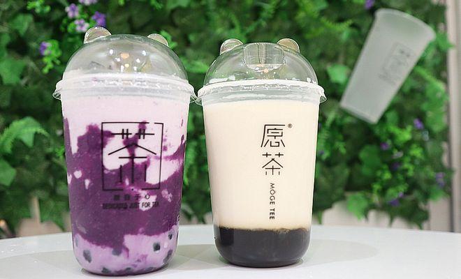 日本初上陸!タピオカが人気の「愿茶 MOGE TEE(モグティ)」、大須に登場 - sGhFKYKA