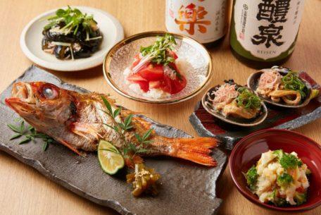 お食事にもちょい呑みにもピッタリ!呑み喰い処「口々(くちぐち)」が名古屋駅前にオープン