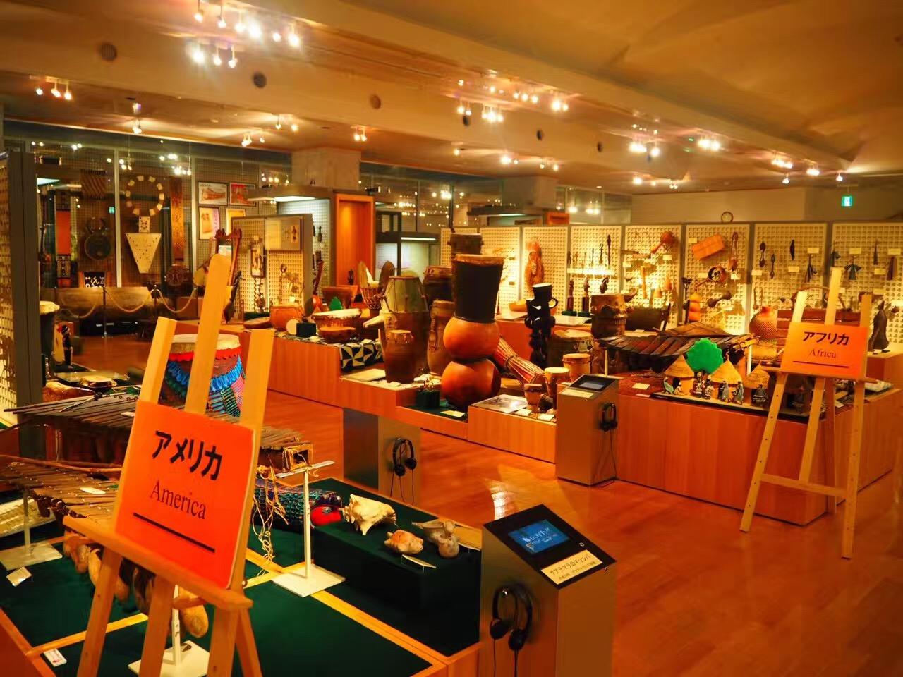 見るだけじゃない!実際に触れて、音色も楽しめる「浜松市楽器博物館」 - 3df66c791b515374bdd83bf4512f40c1